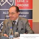 Generalul - mason Bartolomeu Constantin Săvoiu (foto amosnews.ro)