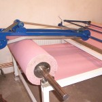 Cea mai modernă linie de producţie de hârtie igienică din România, la Dej