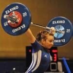 O medalie de argint și două de bronz a cucerit clujeanca Dana Berchi la Campionatele Europene de haltere din Estonia