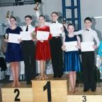 Sportivii de la Royal Dance Club pe podium la Cupa Feeling