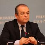 Primarul Emil Boc prezintă la Bruxelles proiectele Clujului de incluziune socială a romilor