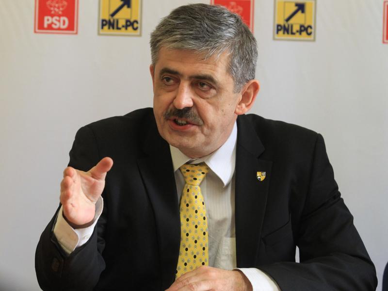 Horea Uioreanu se gândeşte să nu mai candideze la şefia PNL Cluj