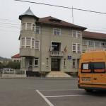 Sediul primăriei din Sîngeorz-Băi era cât pe ce să rămână fără curent electric,   la fel ca străzile din oraș.