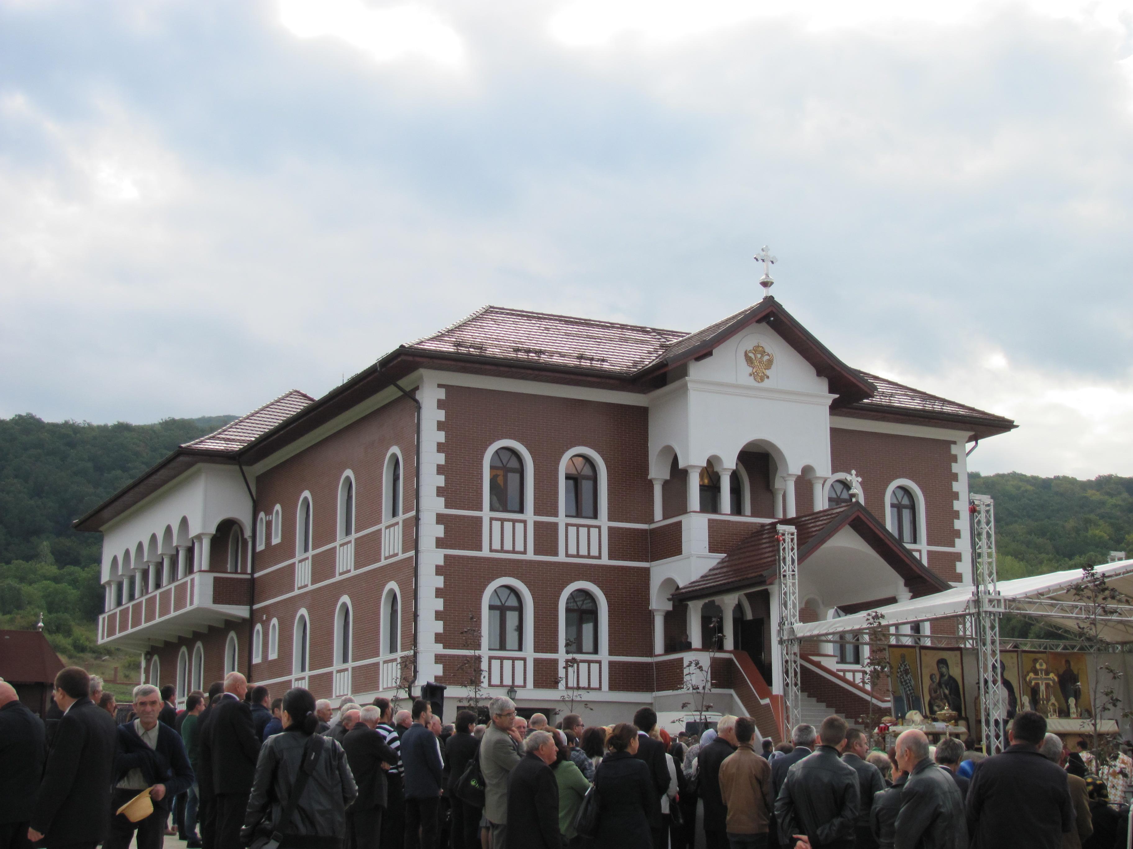 Construcţia sediului Episcopiei Sălajului a costat aproximativ un milion de euro
