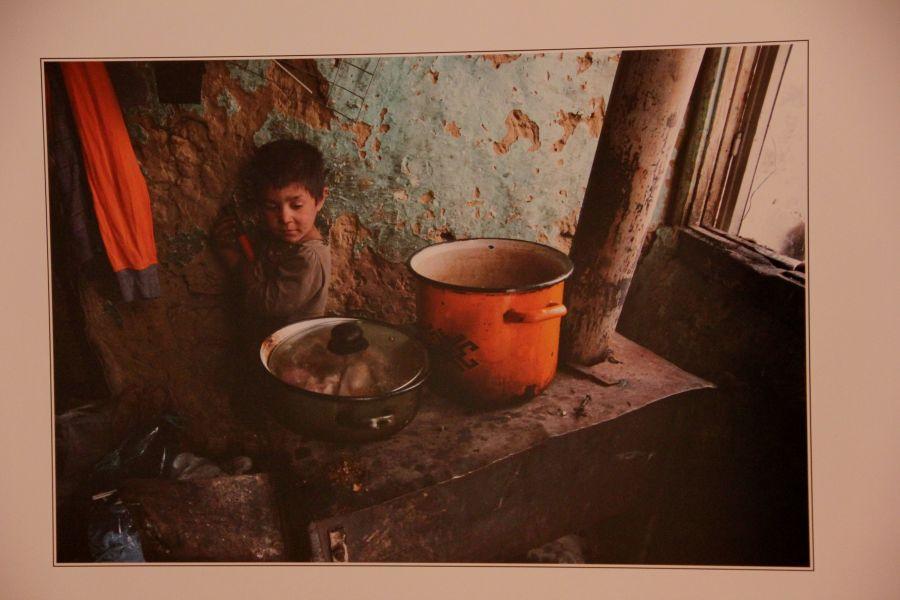 Expoziţia găzduită de Muzeul de Artă cuprinde 50 de fotografii realizate în 2012-2013