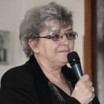 Irina Petraş a fost aleasă în funcţia de preşedinte a Filialei Cluj a Uniunii Scriitorilor din România pe o perioadă de cinci ani/Foto: Dan Bodea