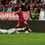 Steaua speră să obţină cel puţin un punct pe terenul lui Schalke / Foto: Dan Bodea
