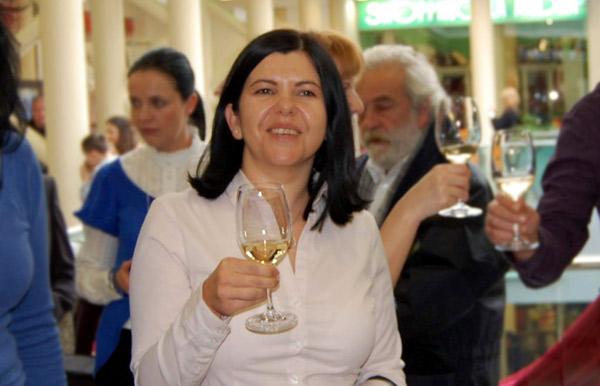 Marcela Papici,   viceprimarul municipiului Satu Mare