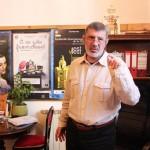 Mihai Măniuțiu este managerul Teatrului Național din Cluj-Napoca începând cu anul 2011/Foto: Dan Bodea