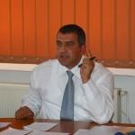 Mircea Radu a deţinut două funcţii mai bine de un an,   între iulie 2010-noiembrie 2011/Foto: Dan Bodea