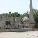 Monumentul Eroilor din Carei / Fotoreporter: Vasile Mihovici