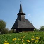 Biserica de lemn din satul Lechinţa,   comoara Muzeului Ţării Oaşului din Negreşti Oaş