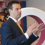 Ramon Zanders, directorul executiv al companiei Yonder
