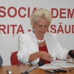 Ministrul pentru Dialog Social, Doina Pană a prezentat la Bistrița o amplă listă cu reușitele actualului Guvern.