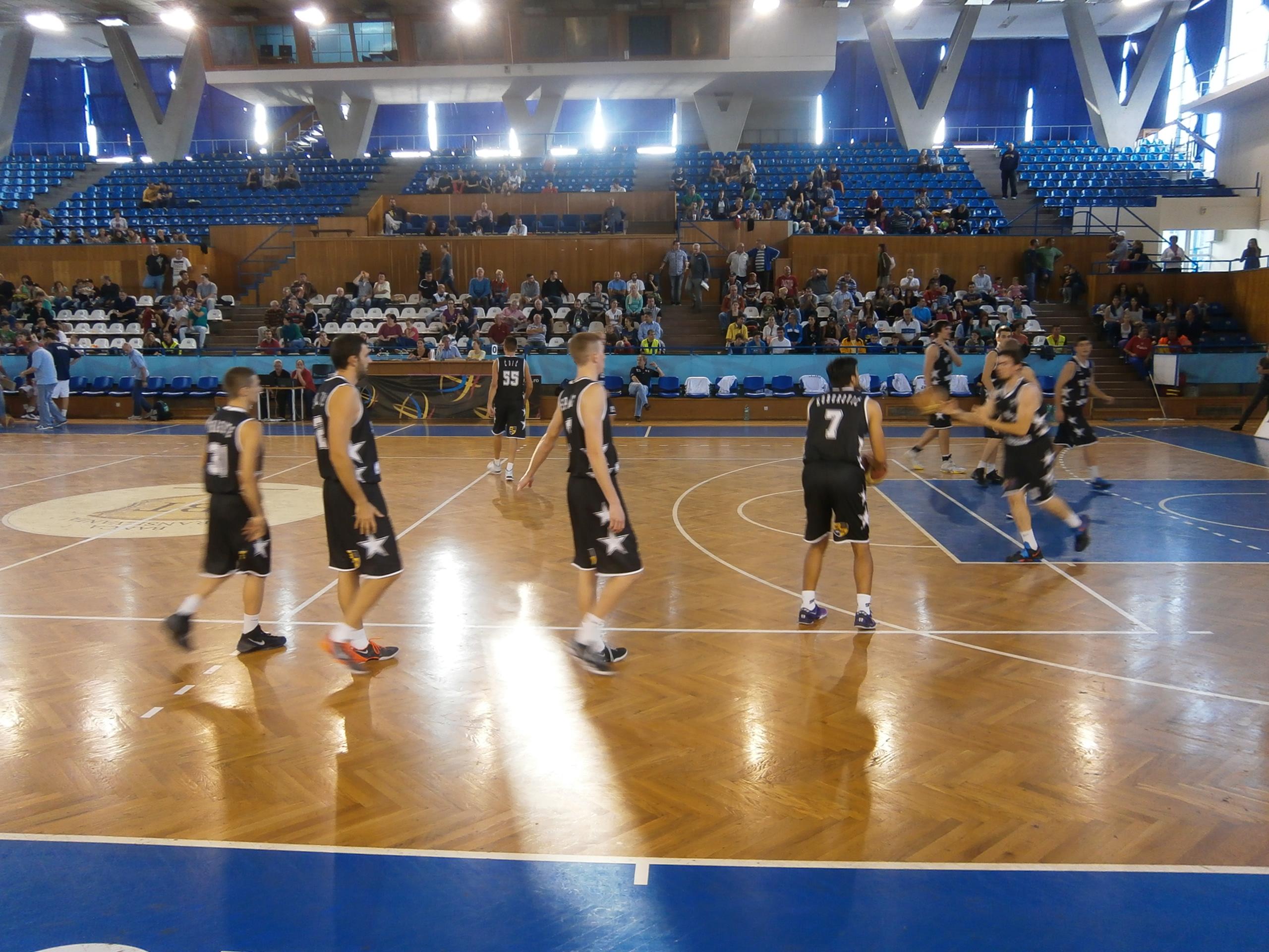 """""""U"""" Mobitelco a căștigat și cel de-al doilea meci de la Turneul City Cup,   disputat în fața sărbilor de la Tamis Pancevo"""