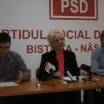 Ministrul pentru Dialog Social,   Doina Pană (centru),   a anunțat că Legea stagiului este în curs de adoptare.