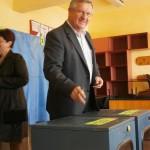Primarul a mers la vot,   însă 86% dintre bistrițeni au preferat să spună pas acestei probleme.