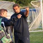 Alexandru Pelici și-a dat demisia de la Metalul Reșiâa,   după egalul cu Olimpia Satu Mare,   dar va antrena pe FC Brașov / FOTO Dan Bodea