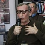 Criticul şi eseistul Petru Poantă s-a stins din viaţă la Cluj-Napoca în data de şapte septembrie 2013/Foto: Dan Bodea