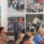 Laurenţiu Barna le-a prezentat consilierilor judeţeni situaţia încadrării Spitalului Judeţean