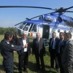 În caz de urgenţă,   posibile heliporturi indentificate în Maramureş