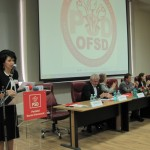 Daniela Coţa, realeasă în funcţia de preşedintă a femeilor social-democrate