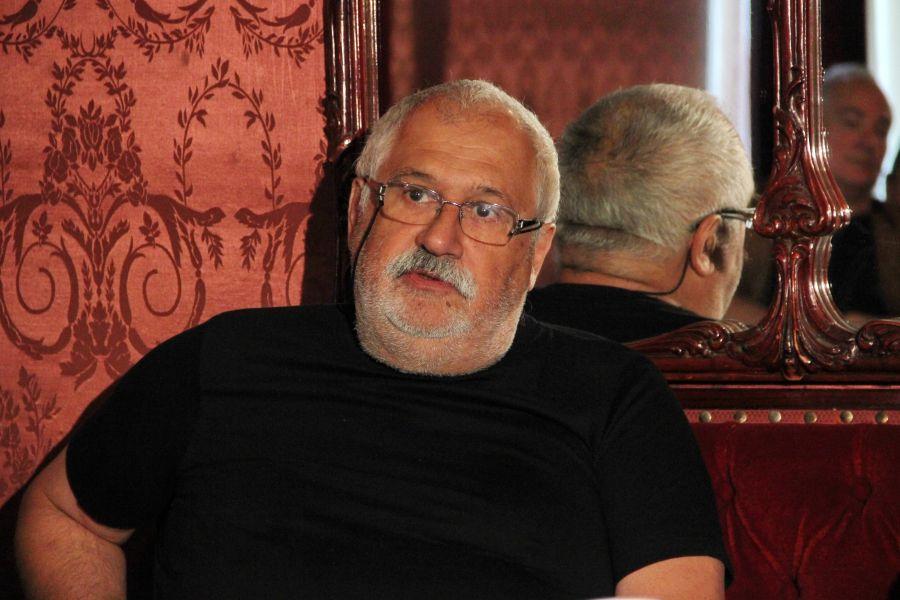 Silviu Purcărete regizează în această toamnă primul său spectacol pe scena Teatrului Naţional/Foto: Dan Bodea