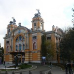 """Teatrul Naţional """"Lucian Blaga"""" din Cluj-Napoca va deschide stagiunea 2013-2014 în data de 10 septembrie/Foto: Dan Bodea"""