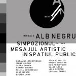 Bienala ALB-NEGRU, la Muzeul de Artă