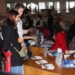 120 de persoane şi-au găsit un loc de muncă la bursa absolvenţilor