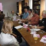 Coaliţia Profesioniştilor din Sistemul de Sănătate sătmărean a fost constituită luni