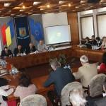 Autoritățile au analizat situația școlilor din județ. Fotoreporter: Vasile Mihovici