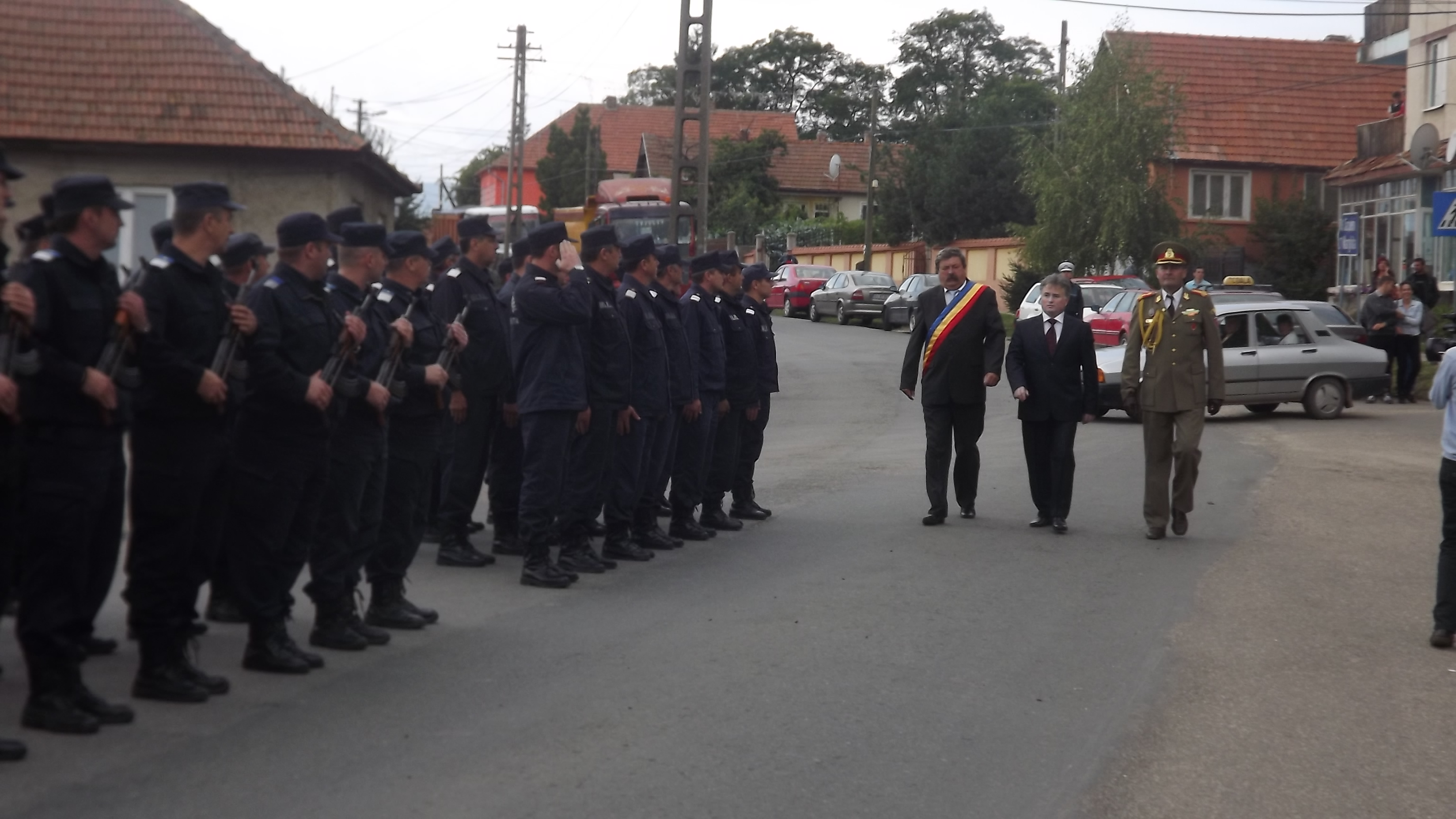 Prefectul Ionel Ciunt,   la comemorarea masacrului de la Ip