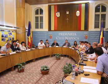 Strategia municipiului Cluj-Napoca amânată până în ianuarie
