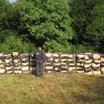 Polițiștii de frontieră au confiscat 276 de baxuri cu ţigări de provenienţă ucraineană