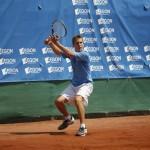 TENIS/ Patrick Ciorcilă a ieșit în sferturi la BRD Challenger Braşov