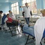La Centrul de Transfuzie Sanguină din Satu Mare se prezintă zilnic cel mult 25 de donatori