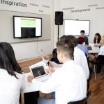 Premieră națională: s-a inaugurat prima clasă digitală