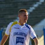 Daniel Feier,   omul cu golul la Olimpia