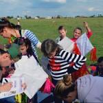 Festivalul Zmeielor,   o bucurie pentru cei mici şi cei mari
