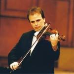 Violonistul Florin Croitoru / Sursa foto: classicol.com
