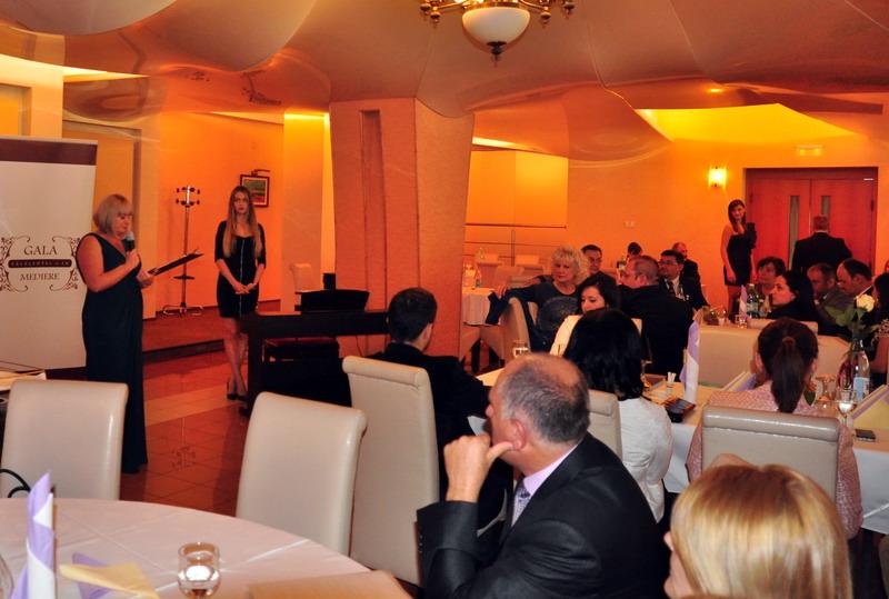 Anca Lucia Stancu a organizat la Cluj prima Gală a Excelenţe în Mediere din România
