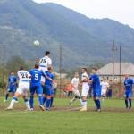 Gloria Bistrița a înregistrat o umilință istorică în fața maramureșenilor de la Avântul Bârsană,   fiind eliminați din Cupa României. (foto: acfgloria.ro)