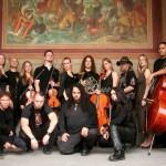 Iubitori de rock din întreaga ţară,   la concertul trupei germane Haggard susţinut la Zalău