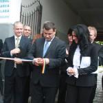 Inaugurarea sediului Partidului Mișcarea Populară Satu Mare