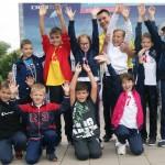Micii înotători de la Clubul Select din Satu Mare au obţinut rezultate bune la Cupa Digi