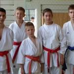 Karateka careieni vor reprezenta România la Campionatul Mondial de Karate SKDUN