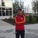 Fotbalistul originar din Băiuţ, Maramureş, Raul Krausz a semnat cu Dinamo Bucureşti