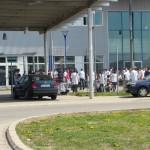 Angajații Leoni Bistrița se pregătesc să mai primească încă 1000 de noi colegi.