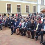Vicepremierul Ungariei a participat la festivitate